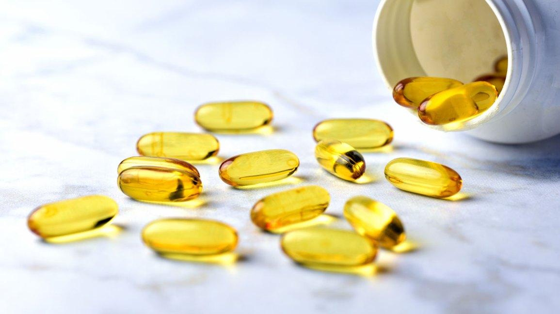 فوائد أوميغا 3 لصحة الجسم